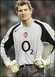 Jens Lehmann has behaved atrociously