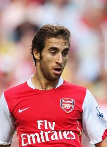 Mathieu Flamini's good form may not last forever