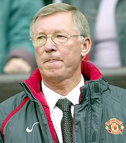 Ferguson has been back to his old self this week