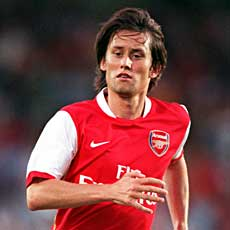 Rosicky should be back soon