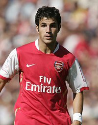 Fabregas still believes Arsenal can qualify against Milan
