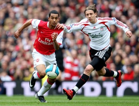 Rotations should see guys like Walcott getting more time on the pitch
