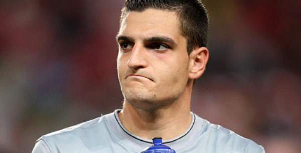 Mannone has done well, but I'd like to see Almunia return
