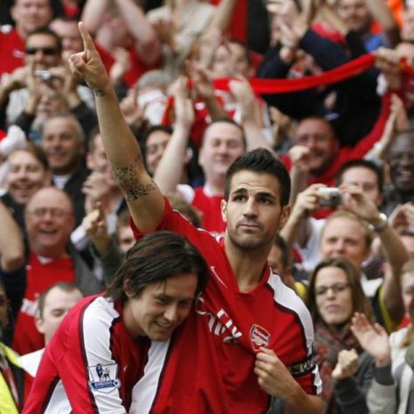 The Arsenal FC Blog interviews Cesc Fabregas