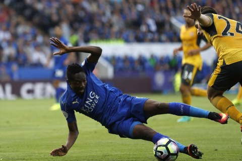 Toothless Arsenal play out goalless draw with Leicester City