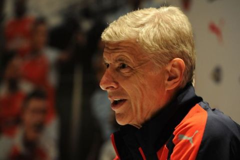 Arsene Wenger on the new season, team selection, transfers & fees, Mesut, Alexis, Jack, Ox and Theo