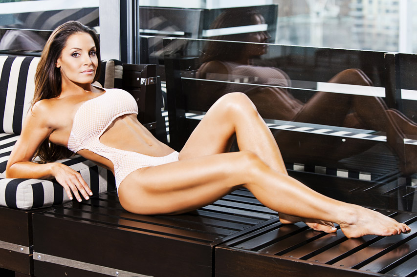 Trish Stratus photoshoot