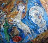 ArtMoiseeva.ru - Colored Dreams - Antique