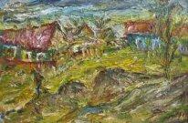 ArtMoiseeva.ru - Landscape - Sunday