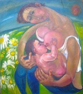 ArtMoiseeva.ru - Time - Motherhood