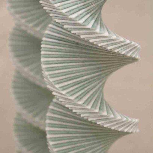 Джереми Лаффон скульптура из жвачек-8