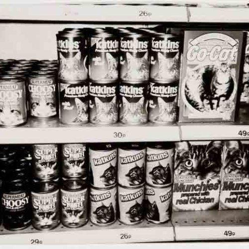 Catfood by Warhol