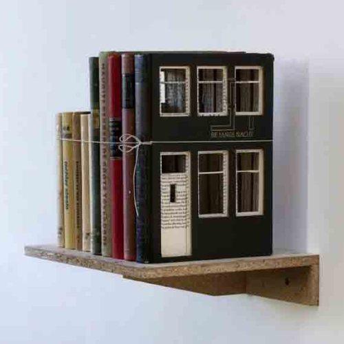 Дома из книг-1