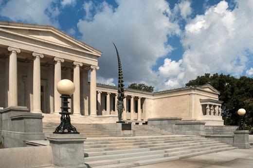 Инвестор пожертвовал галерее Albright-Knox $42,5 млн