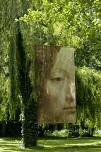Un dipinto di Leonardo riprodotto su tela