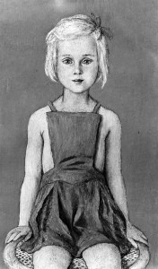 Huile sur toile, ca. 1950
