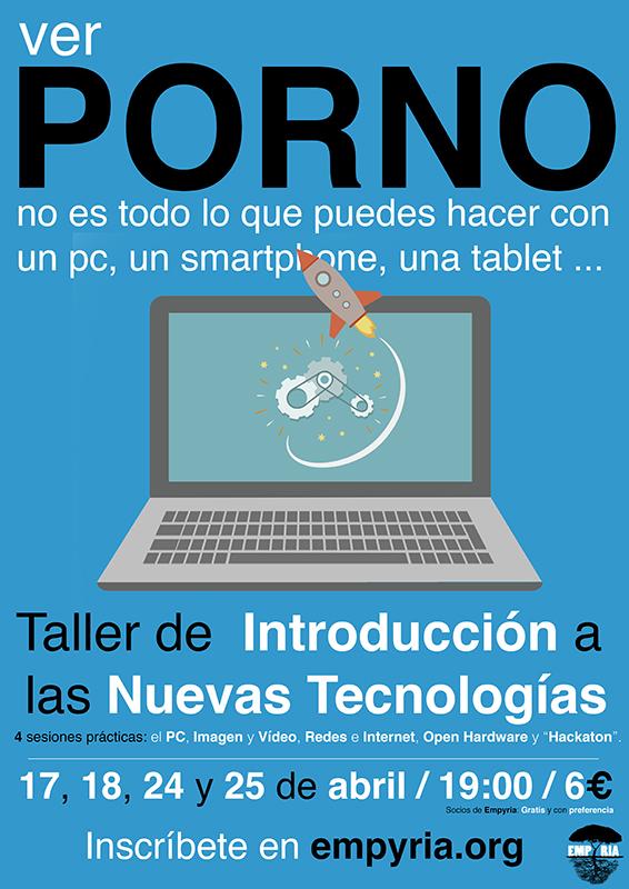 Taller de Introducción a las Nuevas Tecnologías