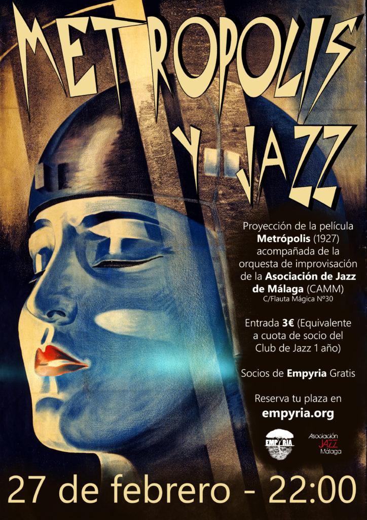 Metropolis y Jazz