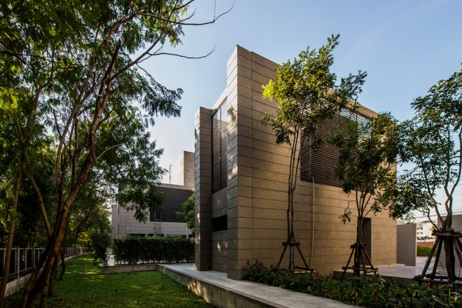 Mai Yuean Ton Studio by Atelier of Architects