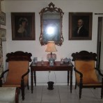 Pair 18th Century British Colonial Planters Chairs from Jamaica, West Indies