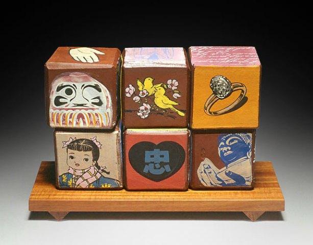 "Scott Rench, ""interactive ceramics"""