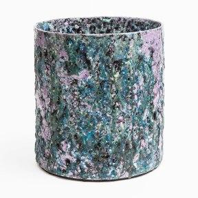 Stoneware and glazes. 37.5 cm h x 33 cm Ø. From Pierre Marie Giraud.