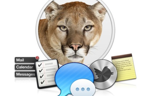 Mac OS X mountain Lion test
