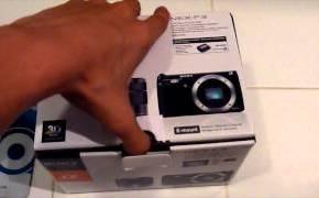 Déballage du Sony Nex F3k !  1