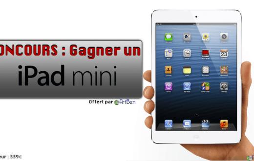 Gagner iPad Mini