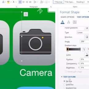 iOS-7-depuis-Microsoft-Word
