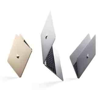 Apple lance un nouveau Macbook et l'Apple Watch 4