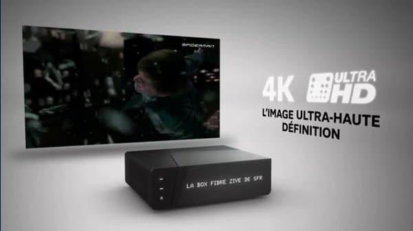 SFR dévoile une nouvelle box : la Zive Box ! 4
