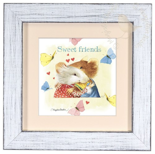 Medium Of Friends Picture Frame