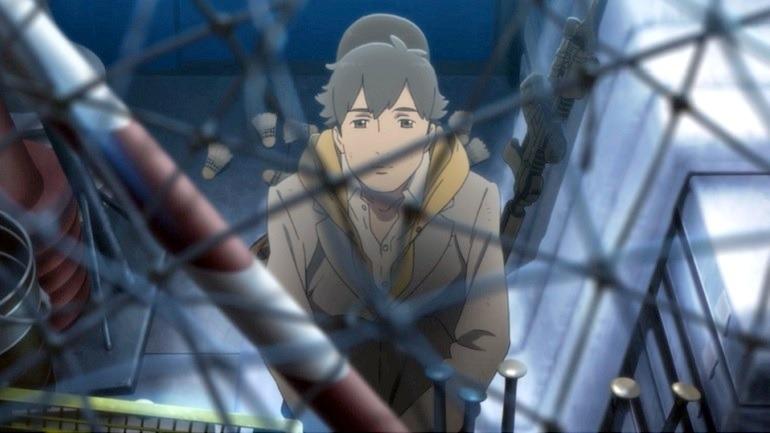 Japanese Anime 'Under the Dog ' Premiers at Otakon