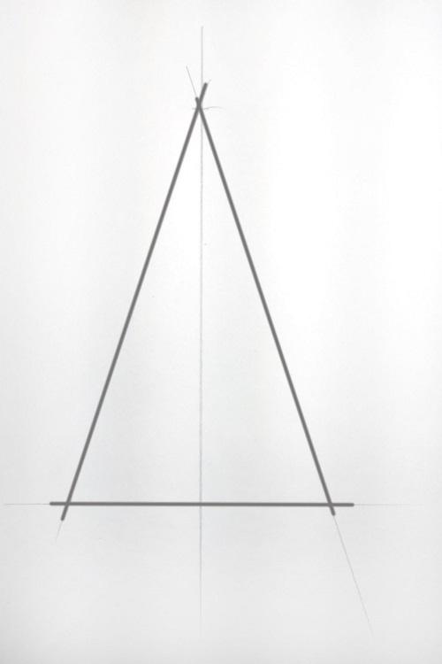Линейные построения конуса