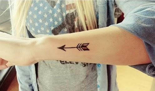 30 ejemplos de tatuajes en mujeres - Arte Feed
