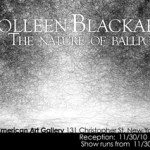 Check out: Colleen Blackard's solo show at American Art Gallery from Nov. 30 – Dec. 13th