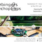 "Featured Opening: ""Harbingers and Psychopomps"" opening at The IMC Lab + Gallery on September 27, 2012"