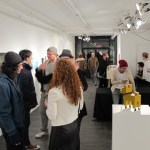 Benefit for the Dana-Farber Cancer Institute at The Lodge Gallery curated by Johnny Leo
