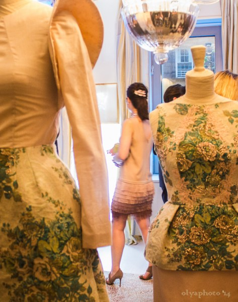 Wearable Art abounds at the Upper East Side show