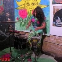 Closing reception for The Mural Project at Succulent Studios