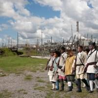 Dread Scott's Slave Rebellion Reenactment