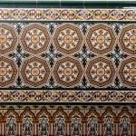 Zócalo de azulejos
