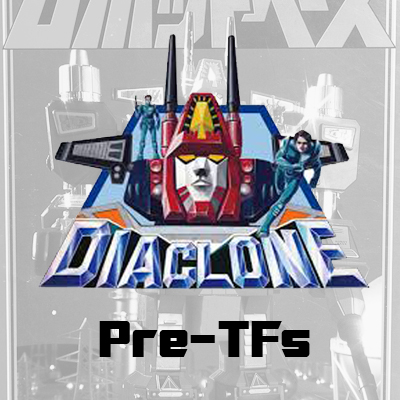 Diaclone, Microchange, and Pre-TFs