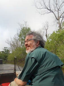 Glenn on the Bayou
