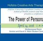 Power of Personal Imagery Conference