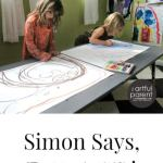 Simon Says, Draw! An Interactive Drawing Activity for Kids