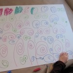 Repetition, symbols, and copying in children's drawing