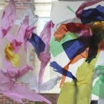 Suncatchers with the Toddler Art Group