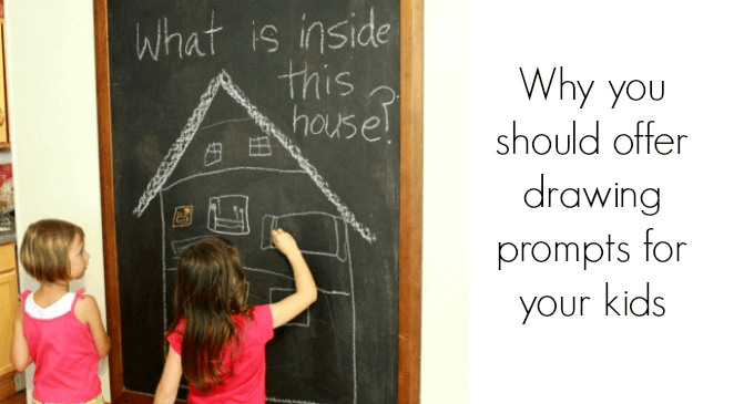 Creative Drawing Ideas for Kids - Drawing Prompts
